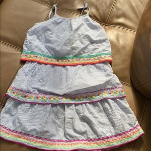 Gap Girls Summer Dress 5 Years